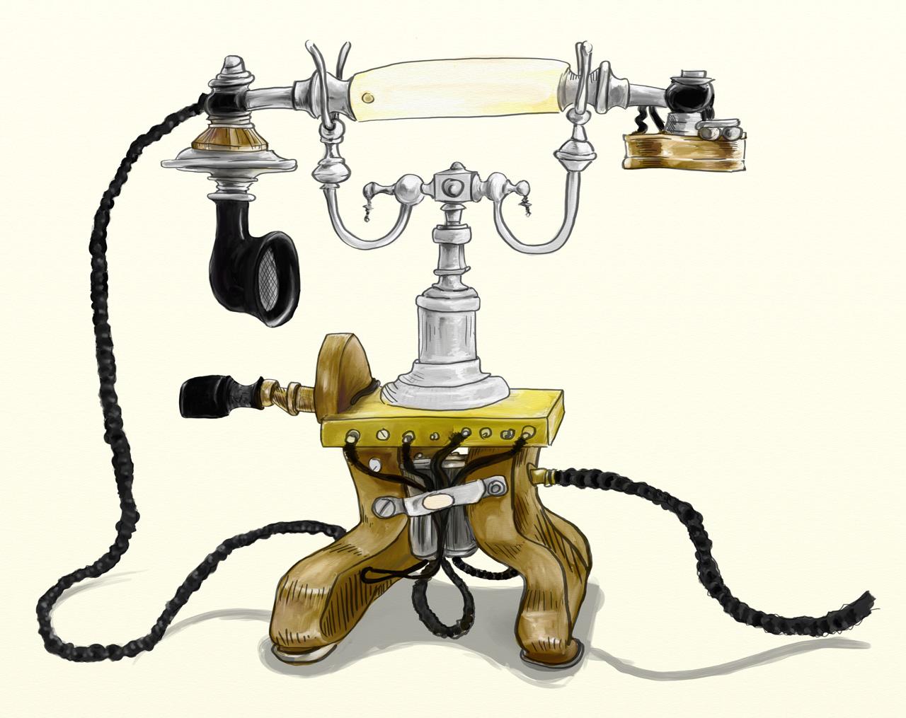 Ottaman rotary dial